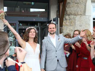 Le mariage de Angelina et Colin