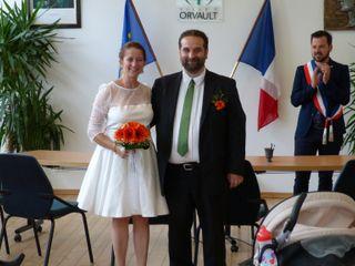 Le mariage de Anne-Yaëlle et Sylvain