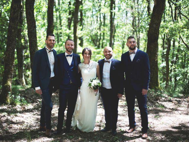 Le mariage de Benjamin et Virginie à Wattwiller, Haut Rhin 63