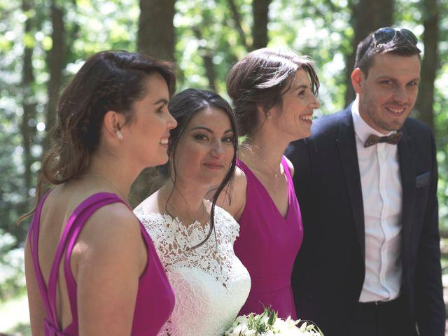 Le mariage de Benjamin et Virginie à Wattwiller, Haut Rhin 67