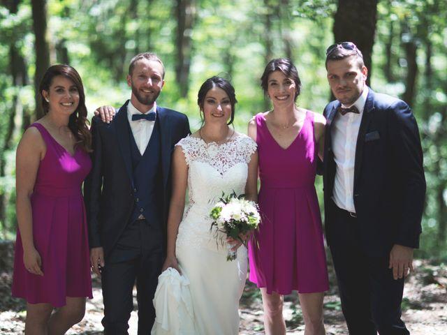 Le mariage de Benjamin et Virginie à Wattwiller, Haut Rhin 68