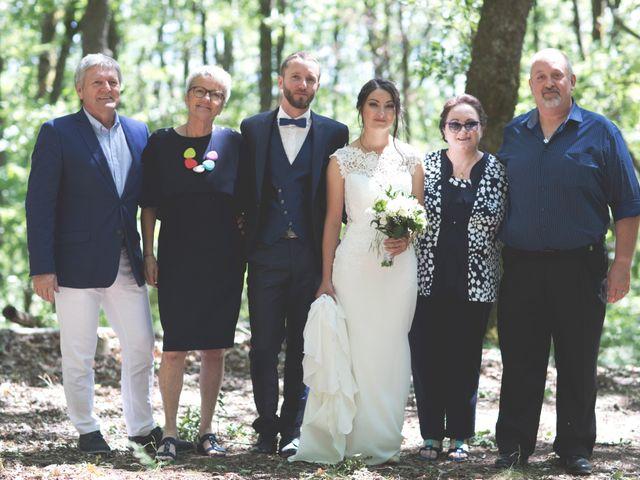 Le mariage de Benjamin et Virginie à Wattwiller, Haut Rhin 70