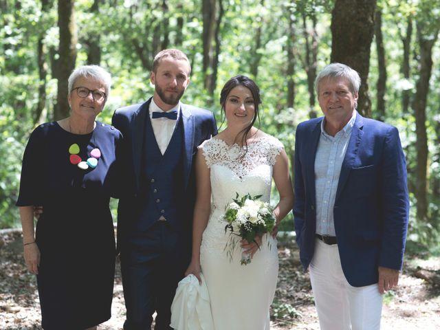 Le mariage de Benjamin et Virginie à Wattwiller, Haut Rhin 71
