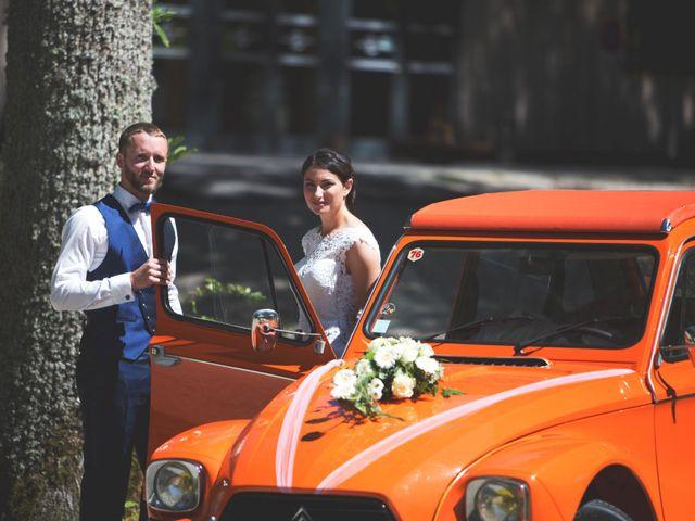 Le mariage de Benjamin et Virginie à Wattwiller, Haut Rhin 74