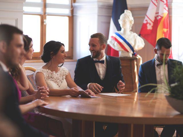 Le mariage de Benjamin et Virginie à Wattwiller, Haut Rhin 84