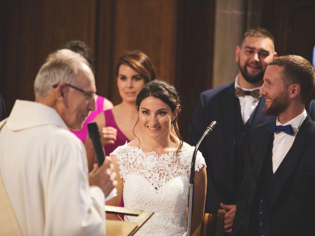 Le mariage de Benjamin et Virginie à Wattwiller, Haut Rhin 110