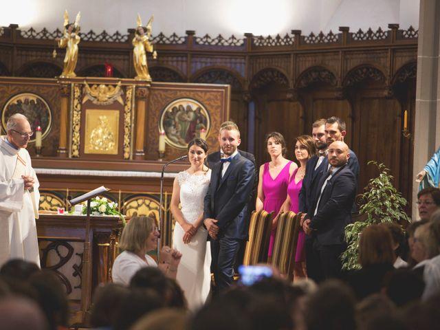 Le mariage de Benjamin et Virginie à Wattwiller, Haut Rhin 114
