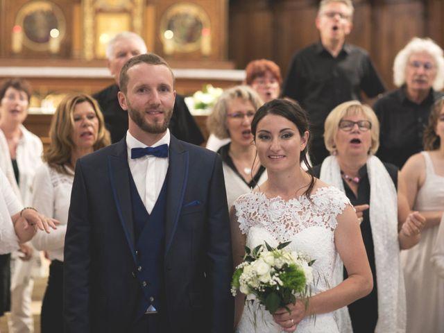 Le mariage de Benjamin et Virginie à Wattwiller, Haut Rhin 122