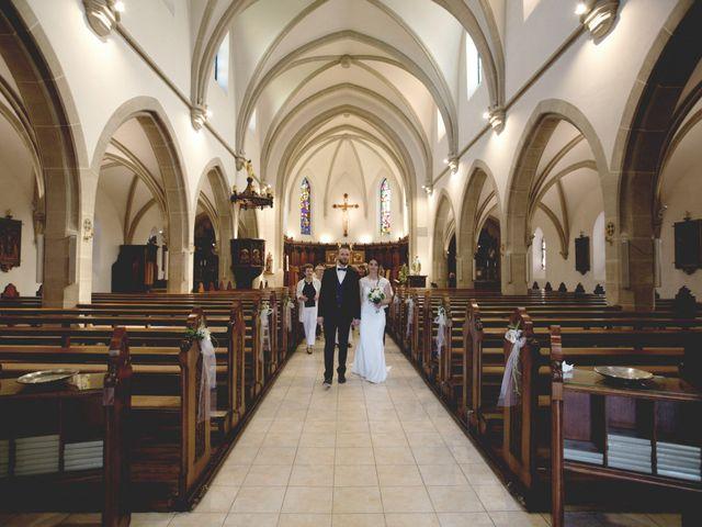 Le mariage de Benjamin et Virginie à Wattwiller, Haut Rhin 124