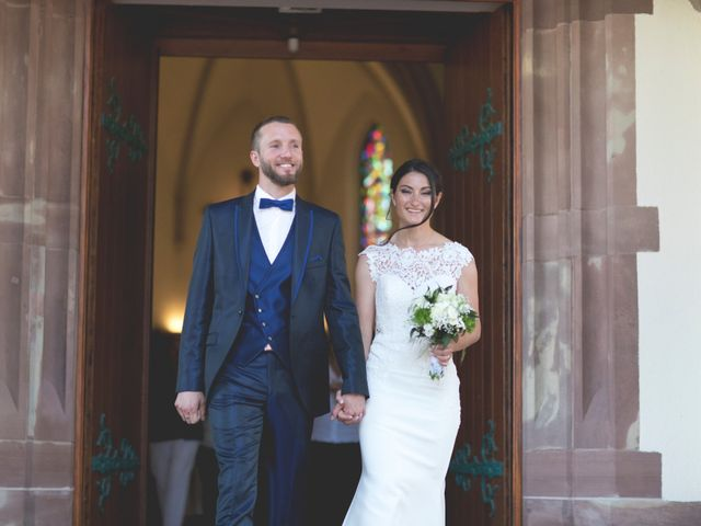 Le mariage de Benjamin et Virginie à Wattwiller, Haut Rhin 125