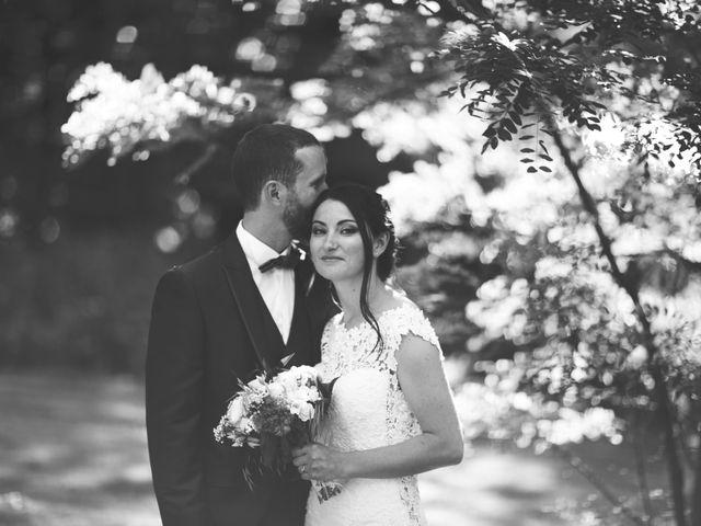 Le mariage de Virginie et Benjamin