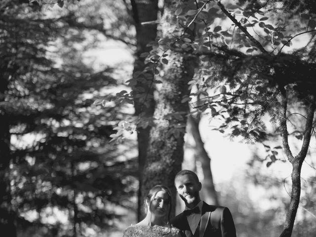 Le mariage de Benjamin et Virginie à Wattwiller, Haut Rhin 161
