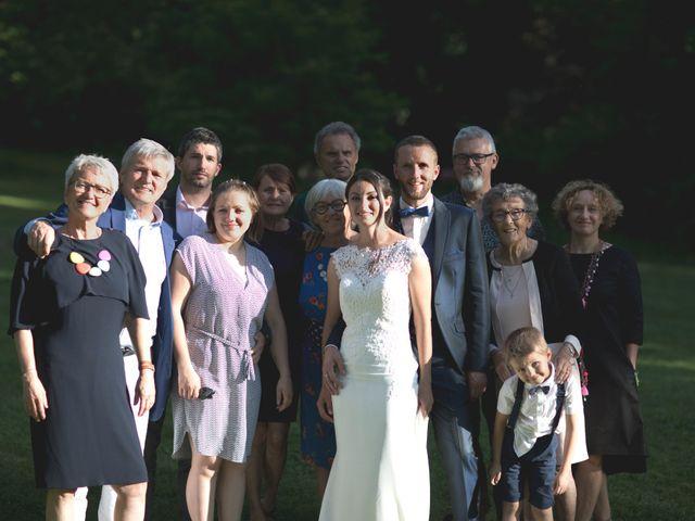 Le mariage de Benjamin et Virginie à Wattwiller, Haut Rhin 180