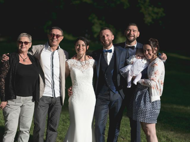 Le mariage de Benjamin et Virginie à Wattwiller, Haut Rhin 190