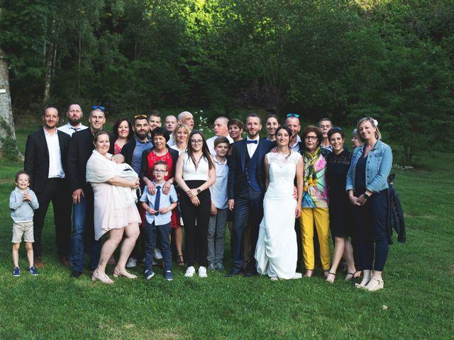 Le mariage de Benjamin et Virginie à Wattwiller, Haut Rhin 211