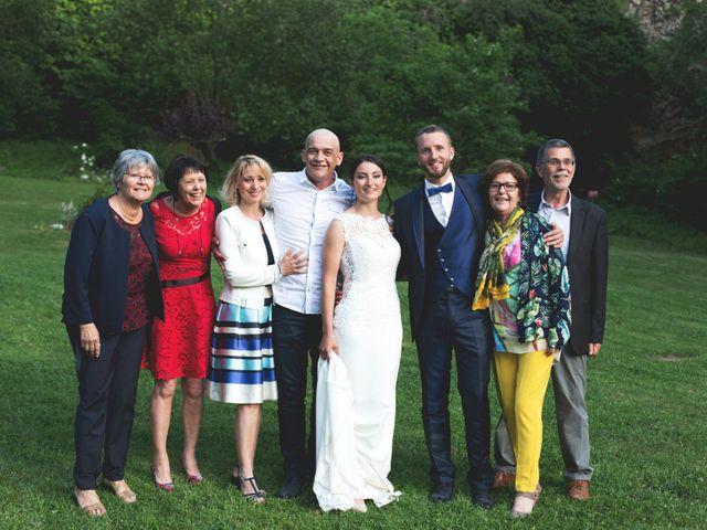 Le mariage de Benjamin et Virginie à Wattwiller, Haut Rhin 212