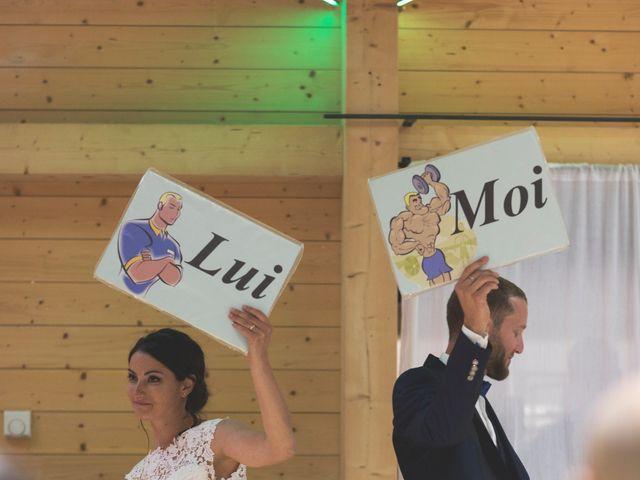 Le mariage de Benjamin et Virginie à Wattwiller, Haut Rhin 221