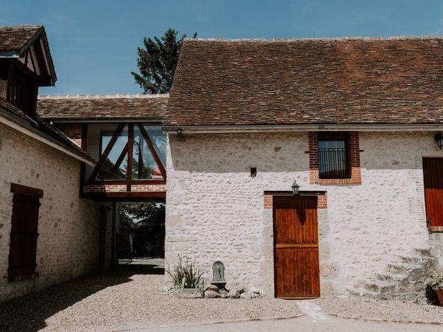 Le mariage de Josh et Débora à Vimory, Loiret 8