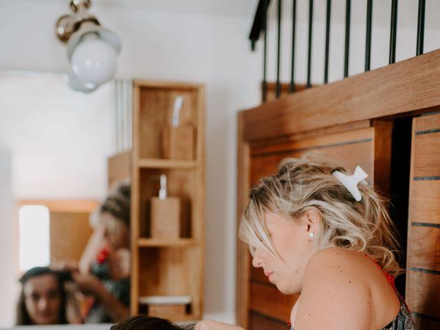 Le mariage de Josh et Débora à Vimory, Loiret 9