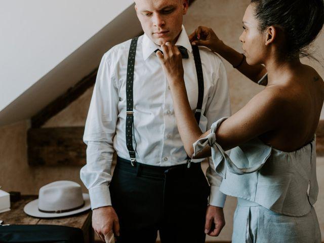 Le mariage de Josh et Débora à Vimory, Loiret 25