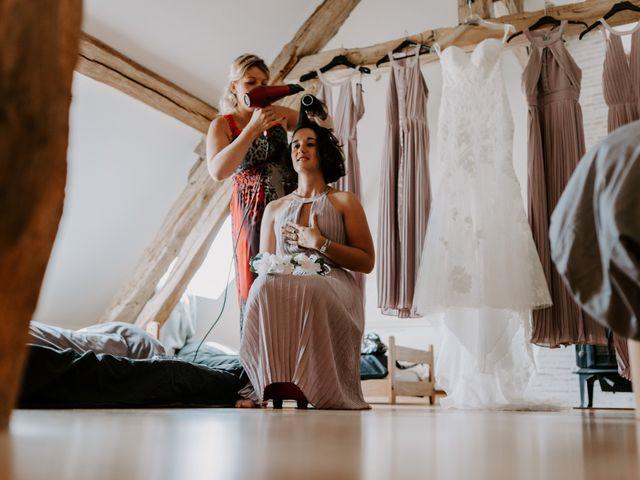 Le mariage de Josh et Débora à Vimory, Loiret 30