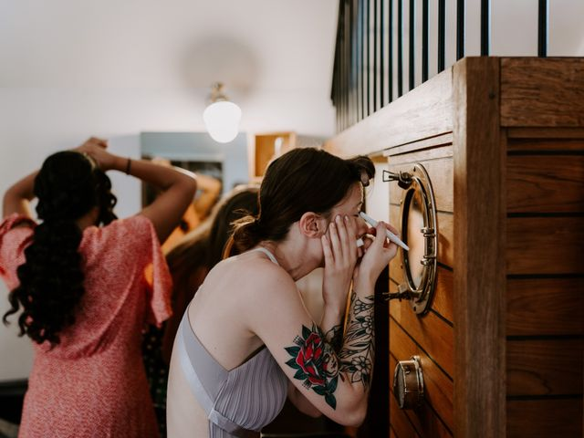 Le mariage de Josh et Débora à Vimory, Loiret 31
