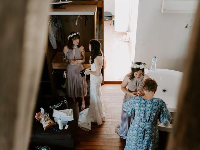 Le mariage de Josh et Débora à Vimory, Loiret 36