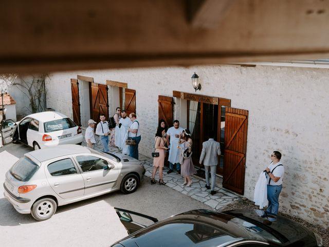 Le mariage de Josh et Débora à Vimory, Loiret 37