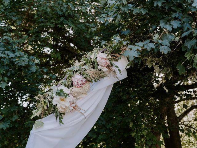 Le mariage de Josh et Débora à Vimory, Loiret 39