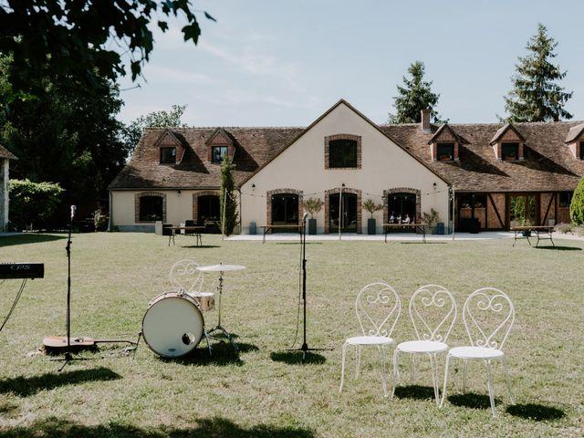 Le mariage de Josh et Débora à Vimory, Loiret 41