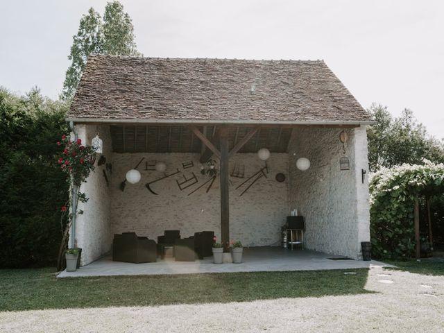 Le mariage de Josh et Débora à Vimory, Loiret 42