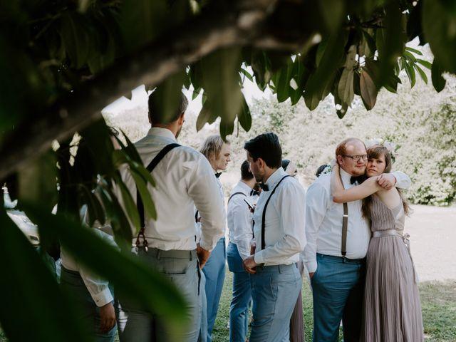 Le mariage de Josh et Débora à Vimory, Loiret 44