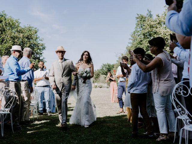 Le mariage de Josh et Débora à Vimory, Loiret 49