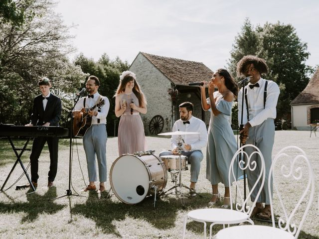 Le mariage de Josh et Débora à Vimory, Loiret 51