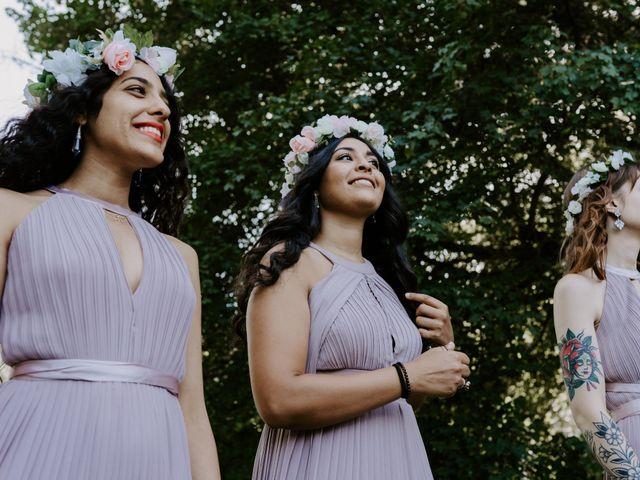 Le mariage de Josh et Débora à Vimory, Loiret 53