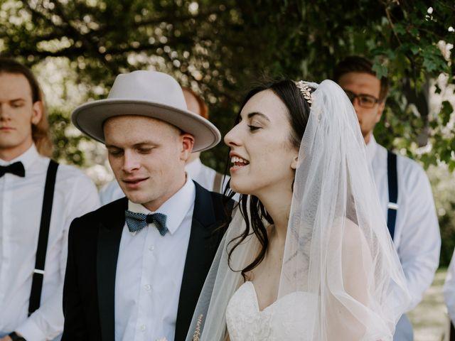 Le mariage de Josh et Débora à Vimory, Loiret 54