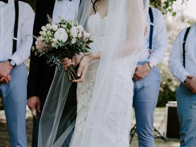Le mariage de Josh et Débora à Vimory, Loiret 57
