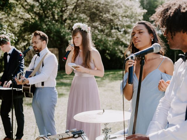 Le mariage de Josh et Débora à Vimory, Loiret 58