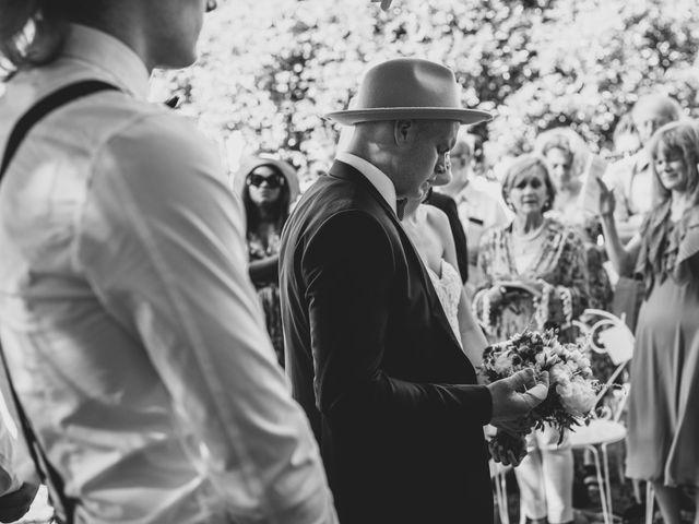 Le mariage de Josh et Débora à Vimory, Loiret 60