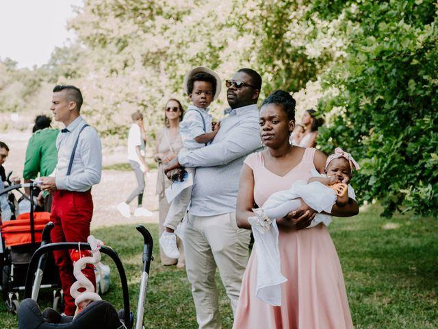 Le mariage de Josh et Débora à Vimory, Loiret 61