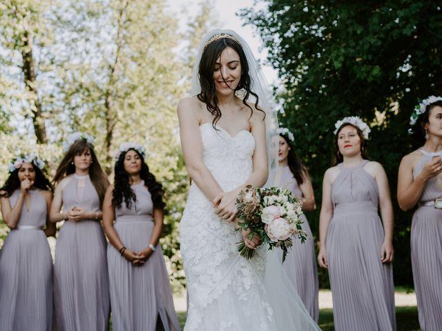 Le mariage de Josh et Débora à Vimory, Loiret 62