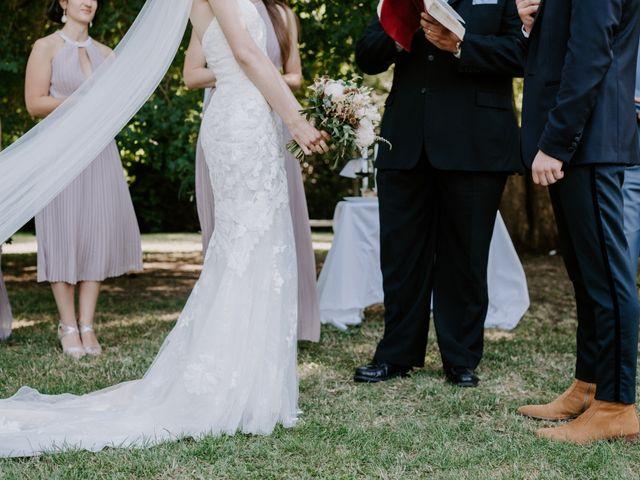 Le mariage de Josh et Débora à Vimory, Loiret 65