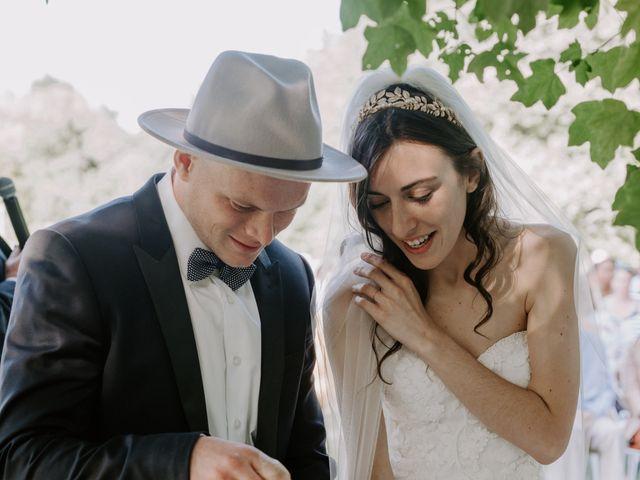 Le mariage de Josh et Débora à Vimory, Loiret 67