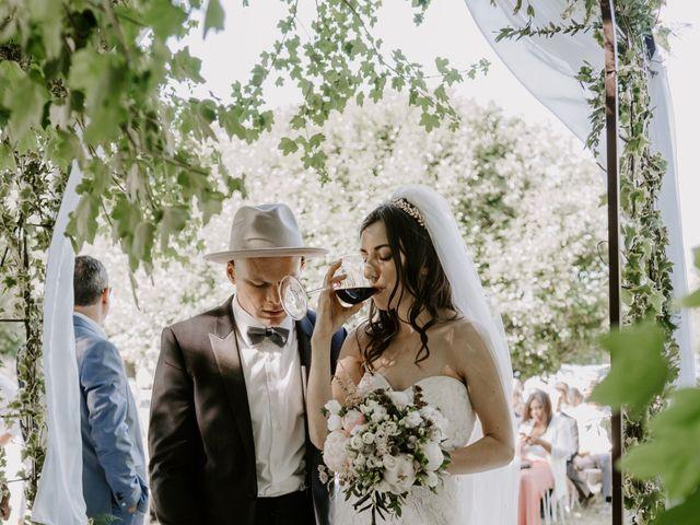 Le mariage de Josh et Débora à Vimory, Loiret 70