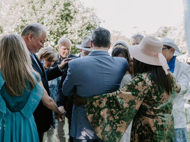 Le mariage de Josh et Débora à Vimory, Loiret 71
