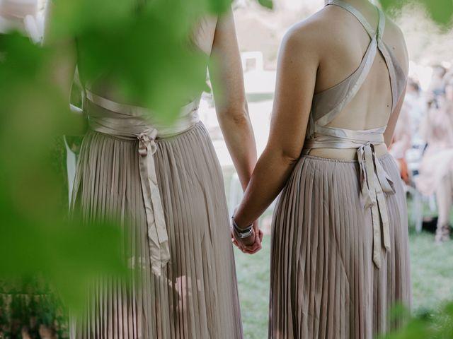 Le mariage de Josh et Débora à Vimory, Loiret 72