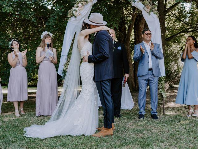 Le mariage de Josh et Débora à Vimory, Loiret 73