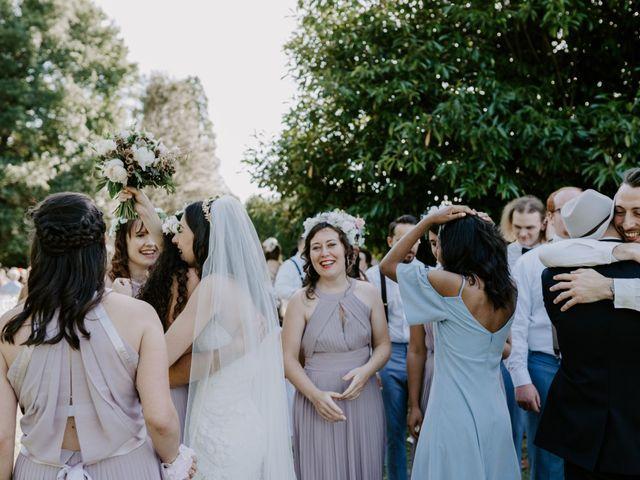 Le mariage de Josh et Débora à Vimory, Loiret 1