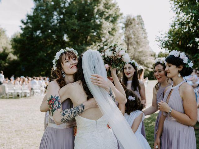 Le mariage de Josh et Débora à Vimory, Loiret 76