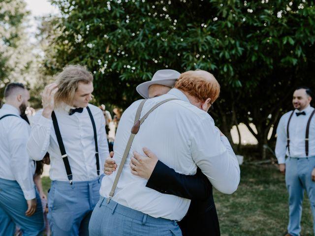Le mariage de Josh et Débora à Vimory, Loiret 77